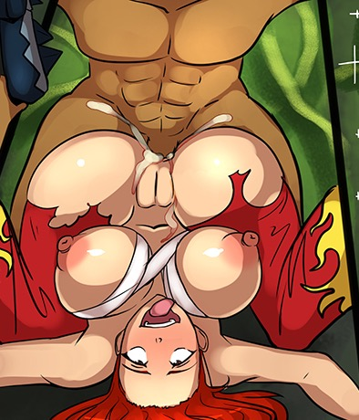 expansion fairy breast lucy tail Fiona from adventure time naked