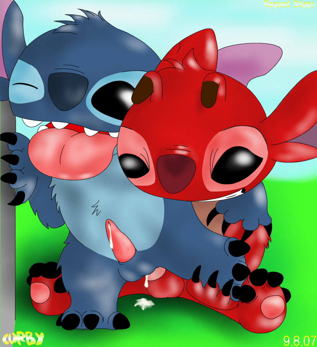 porn pic lilo and stitch Five nights at candy's sister location