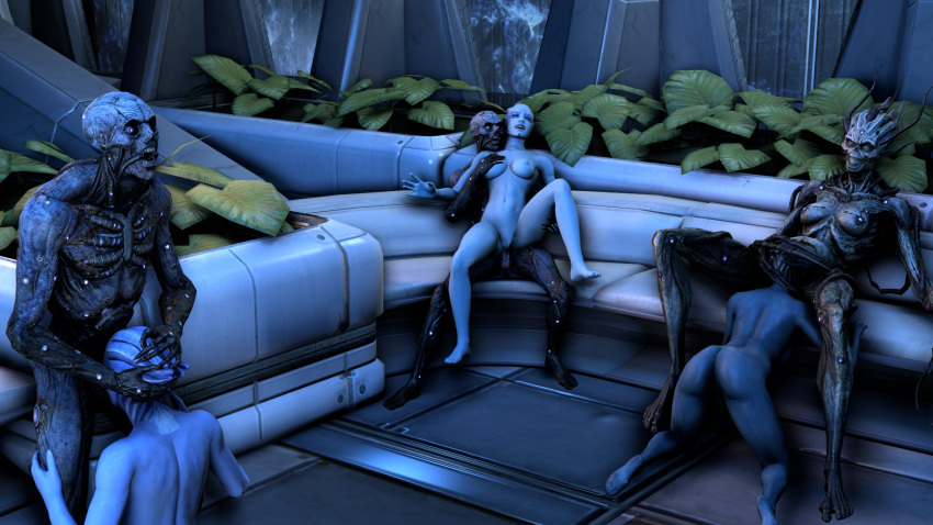 mass effect paheal Trello trials in tainted space