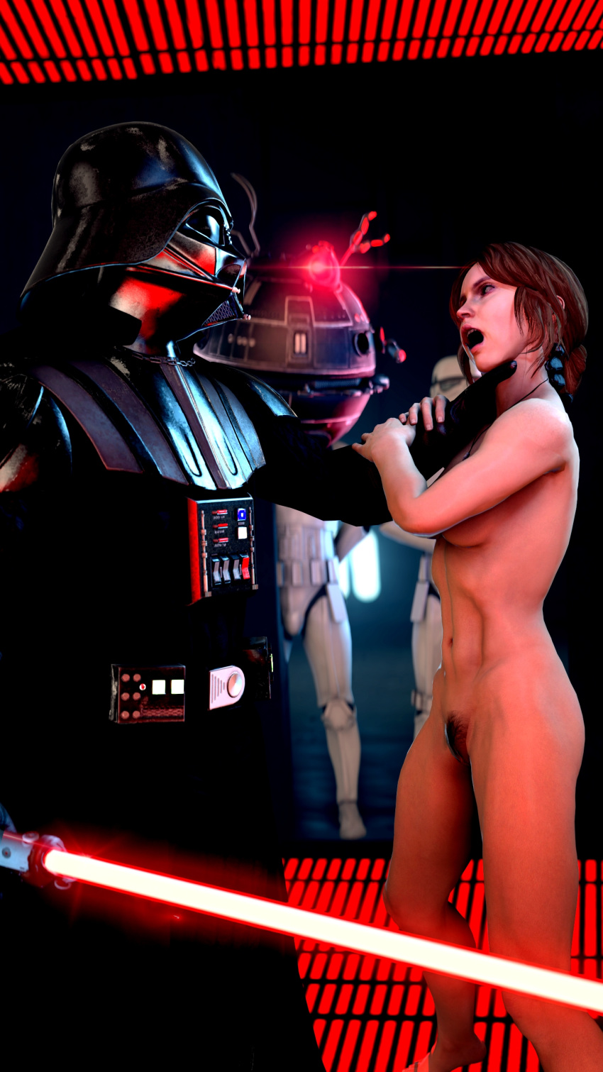 rogue wars star one naked As told by ginger carl