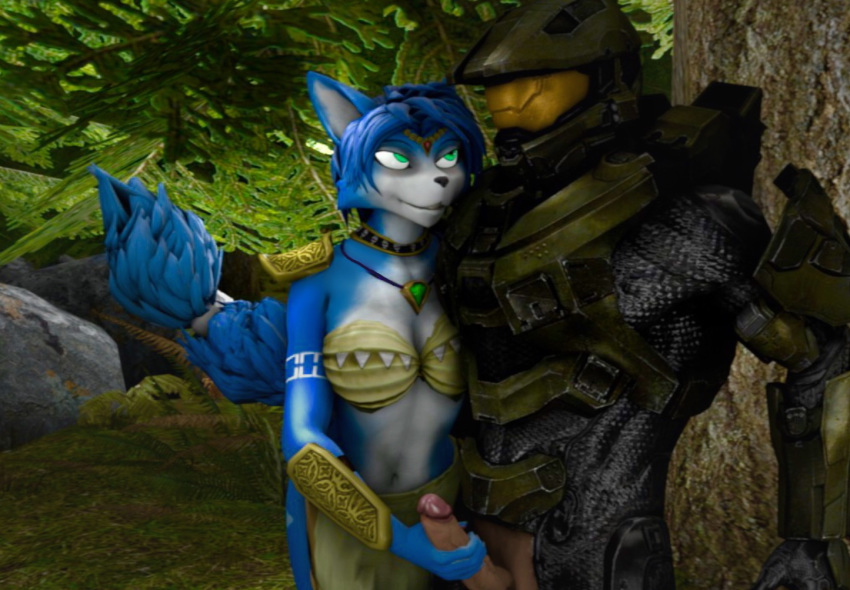 halo kelly master chief and South park pip x damien