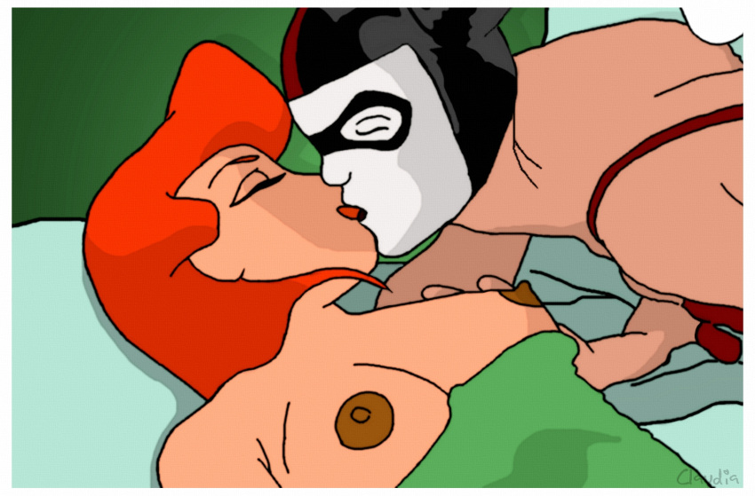 the bold ivy brave the batman and poison Dragon ball supreme kai of time porn