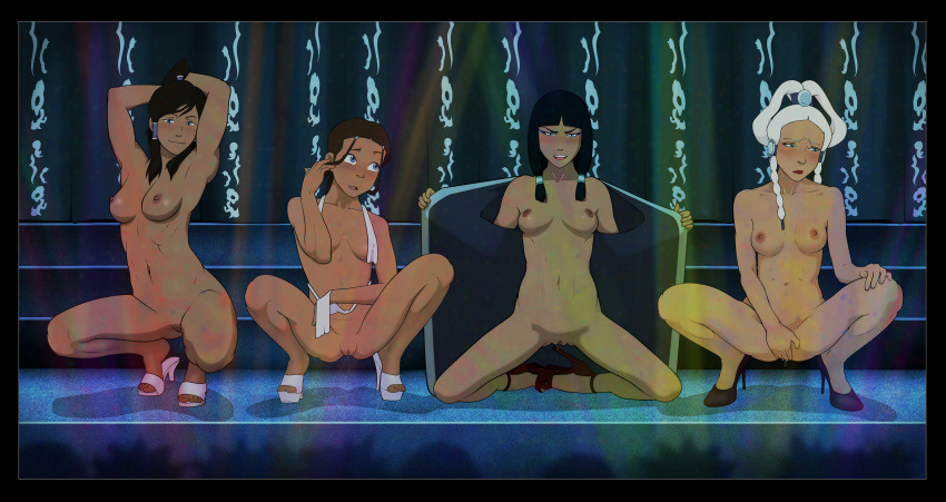 shi airbender last the wan avatar tong Frozen sex fanfiction anna and kristoff